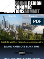 Saving America's Black Boys - Tacoma Economic Solutions Summit