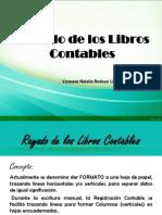 Rayado de Los Libros Contables-Vanessa Bedoya Licuona