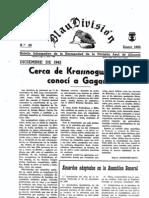 Boletin de la División Azul, 1962
