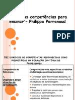 Perrenoud-Formaçao prof