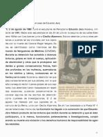 Informe Rettig - Muerte de Eduardo Jara