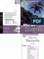 84808435 Why We Recycle Read and Discover Level 4