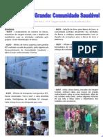 Informativo Vargem Grande Comunidade Saudável - Ano 1 - nº 4