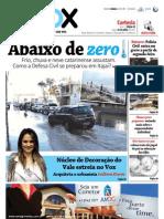 Jornal Vox, 10ª edição, 26 de julho de 2013