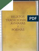 Relatos Tradicionales Aymaras y Poemas