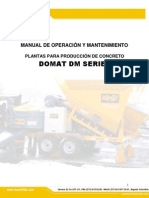 Manual Operacion y Mtto Dm Series 3.6
