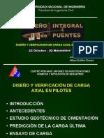 Dr Alva Hurtado - Diseño de Carga Axial  Pilotes