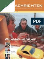 DLR Nachrichten 125 (RapidEyes)