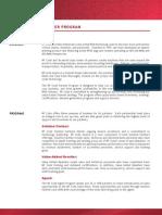 RFC Partner Program Document (2007)