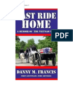 LAST RIDE HOME - A Memoir of the Vietnam War