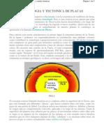 Sismologia y Tectonica de Placas
