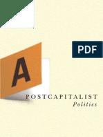 Post Capitalist Politics - Graham Gibson