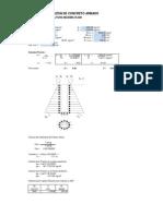 Diseño Buzón Concreto Armado H=6M