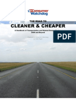 The Road to Cleaner & Cheaper (Old Version)