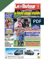 LE BUTEUR PDF du 19/05/2009