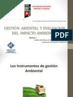 GESTIÓN  ABIENTAL  Y EVALUACION  DEL  IMPACTO AMBIENTAL.pptx