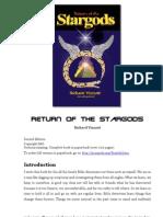 Return of the Star Gods