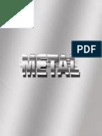 Letra Metal