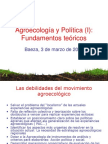 04 Agroecologia y Politica I