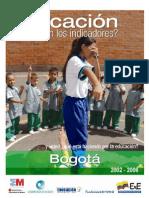 InforProgresoEducativo Bogota 2006