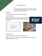 Proceso Construtivo Obras de Concreto Simple