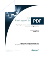 Introducing Packaged Solutions for Project Packaged