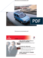 Citroen Berlingo Usuario 2004