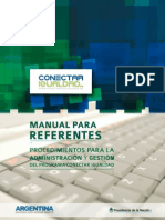 Manual Re Ferentes