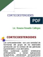 (5)CORTICOESTEROIDES