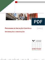 Apostila de IC. 2013