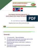 CONFERENCIA 4, SISTEMAS PETROLEROS