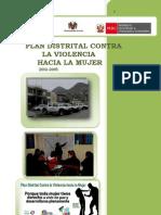 Plan Distrital Vmt Cvhm 2012-2016 Taht Mml