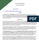 Biotecnología en la disolución y recuperacion de metales