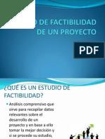 Estudio Factibilidad (Aspectos Generales)