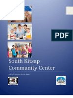 South Kitsap Community Center Survey