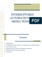 Transparencias Interruptores MT 2