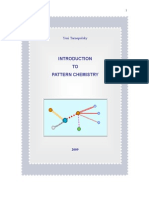 INTRODUCTION TO PATTERN CHEMISTRY  Parts 1-3