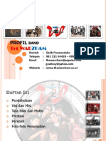 Contoh Profile Group Band