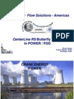 Crane Valves for Centreline FGD Presentation