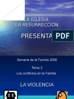 Violencia en La Familia [P. Pablo Urquiaga]