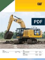 336 EL Hydrualic Excavator