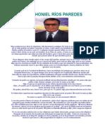 Testimonio Apostol Othoniel Rios Paredes (Inedito)