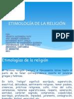 Diapositivas 3er Parcial de Cultura Religiosa