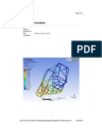 Ansys Report