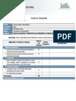 EA.escala de Evaluacion U1