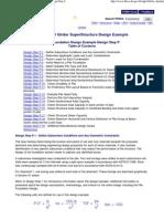 Pile Foundation Design Example