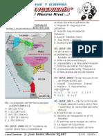 Peru y Sus Vecinos