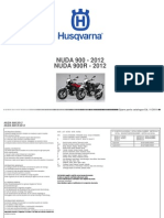 2012 Nuda 900R