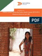 Altagracia Mares LPH 2013-2014