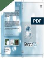 Reactos 0.3.1 Booklet Cover